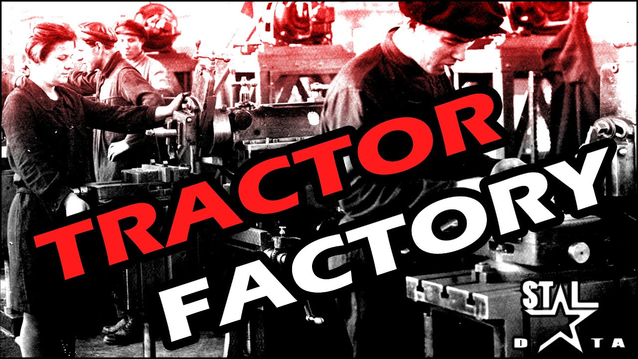 Stalingrad Tractor Factory: The Complete Story
