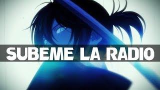 ♪ Nightcore - SUBEME LA RADIO-ENGLISH/SPANISH (lyrics)