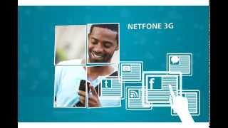 Campanha Netfone 3G