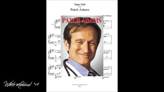 Patch Adams Piano Cover - Main Title - Marc Shaiman