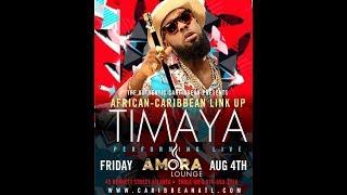 Timaya Friday promo