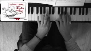 Una mattina (Ludovico Einaudi) - Cover - Hommage à Charlie