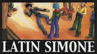 Gorillaz - Latin Simone (English) | Brazilian Fan-made Storyboard