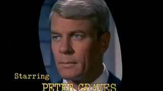 """""""Mission Impossible"""" US TV series (1966--73) intro / lead-in"""