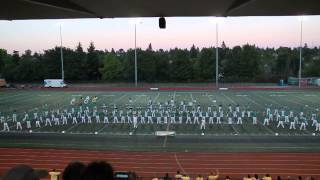 "Seattle All-City Band - ""Early In The Morning"" 2013"