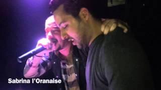 Mohamed Benchenet live Saphir Club ~ Ghorba S3iba