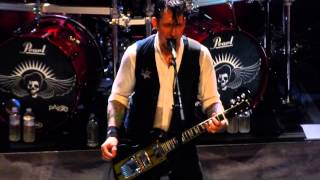 """Slayer/Judas Priest/Rammstein Covers"" Volbeat@Rams Head Live Baltimore 4/10/13"