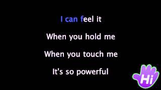 Major Lazer - Powerful (karaoke) by Hi Karaoke