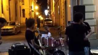 I Trascurabili - Svalutation Live @ Lost Street Bar Teramo 06/07/13