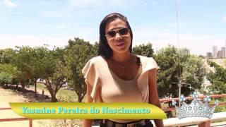 Yasmine Pereira - Candidata Rainha do Carnaval