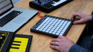 Novation // Launchpad feat. THarbour