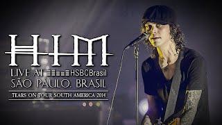 HIM live at HSBC Brasil - São Paulo, Brasil - 30.03.2014 #HIGHLIGHTS