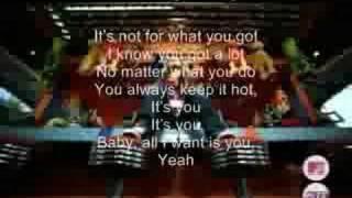 JoJo ft. Lil' Bow Wow - Baby It's You [with lyrics]