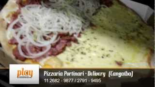Pizzaria Portinari - Delivery - 11 2682 - 9877 / 2791 - 9495