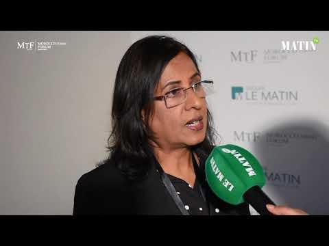 """Video : Fazila Jeewa-Daureeawoo : """"La croissance économique doit profiter aux collectivités locales"""""""