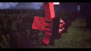 PvP Minecraft intro no text