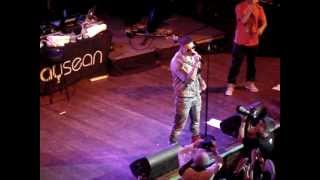 Jay Sean - Ride It - Live @ The House of Blues