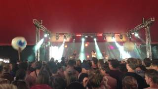 K.Flay - Blood In The Cut @ Reading Festival 2016