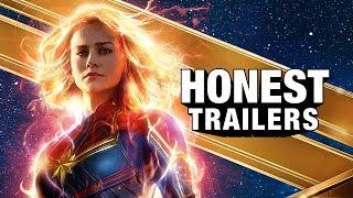 Honest Trailers   Captain Marvel