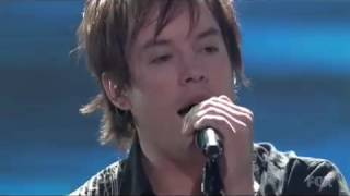 David Cook Billie Jean Live American Idol
