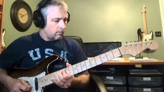 """Pink Floyd """"On The Turning Away"""" (cover)"""
