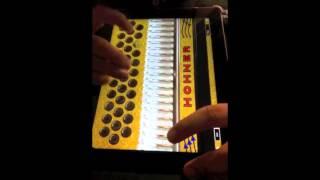 Niña Mia - Salomon Robles y Los Legendarios - Acordeon iPad - Cover