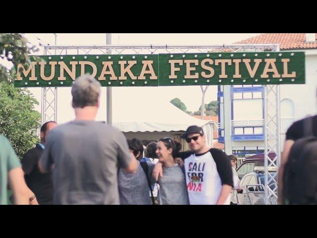 Aftermovie Mundaka Festival 2017
