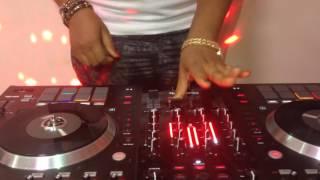 Female DJ Frizzie - Afrobeat Video Mix 2017 Ft. Wizkid, timaya, justine skye, rihanna