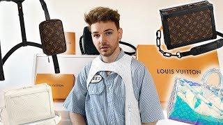 $12,000 Louis Vuitton x Virgil Abloh SS19 HAUL + REVIEW // Imdrewscott