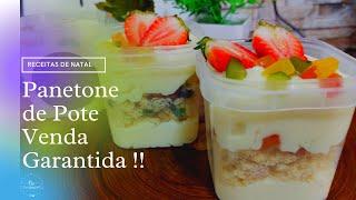PANETONE DE POTE - VENDA GARANTIDA !