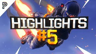 Fortnite Highlights #5 // @ParallelGorb