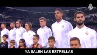 Himno del Real Madrid- la duodécima champions