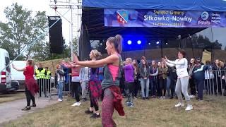 My Zumba pokaz fitness Święto Gminy Sitkówka Nowiny 17.06.2017