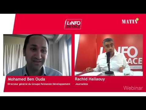 Video : L'Info en Face avec Mohamed Ben Ouda