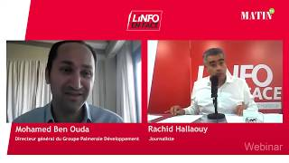 L'Info en Face avec Mohamed Ben Ouda