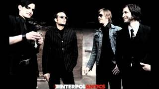 Interpol - A time to be so small (Epicleptic remix)
