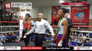 Omar Perez vs. Justin Boyd 2N1D Chicago