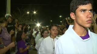 Celebração de 8 anos da Missa de Misericórdia leva milhares de fiéis