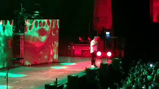 J. Balvin 'Downtown' Live in Amsterdam Jan 2018
