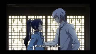 Spirit Pact 2 - Tanmoku Ki × You Keika Pact Connection