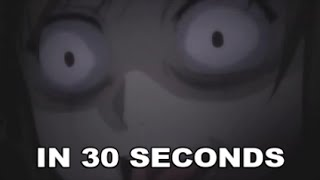 Corpse Party In 30 Seconds