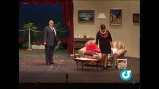 'Qué bollo es vivir', grupo teatral Bohemios