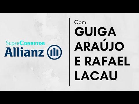 Imagem post: Super Corretor Allianz – Guiga Araújo e Rafael Lacau