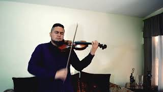 Cover violin El cigarrillo - Ana Gabriel