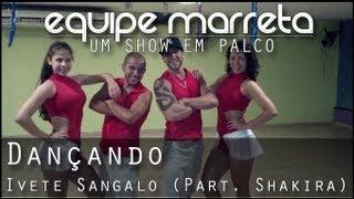Dançando - Ivete Sangalo (Coreografia Professor Jefin)