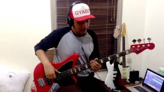 SCANDAL - Standard (bass cover)