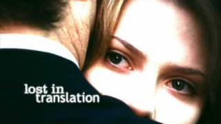 Just Like Honey - Lost In Translation