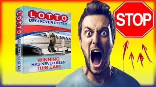 Lotto Destroyer System Review – Don't Buy it Until You Watch This!