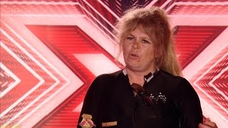 The X Factor UK 2016 Week 3 Auditions Christina Postma Full Clip S13E05
