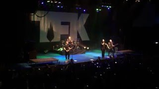 Thousand Foot Krutch - Be Somebody (live in Moscow, 20 March 2016)
